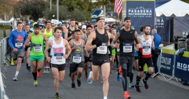 Pasadena Half Marathon and Fitness Expo