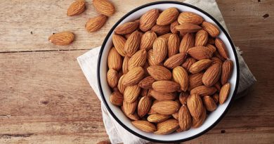 Going Nuts for Almonds!