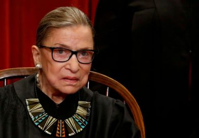 The political firestorm begins after Justice Ruth Bader Ginsburg's death