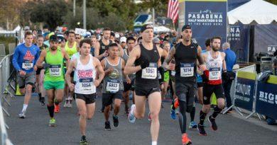 Pasadena Half Marathon and Fitness Expo