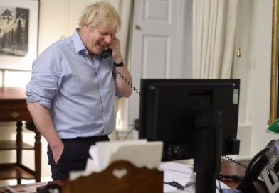 Johnson has first phone call with Biden – and wants to 'deepen longstanding alliance'
