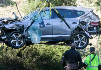 Tiger Woods told police 'he thought he was in Florida' after LA crash