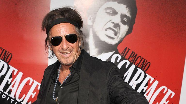 Al Pacino played Tony Monatana in Scarface