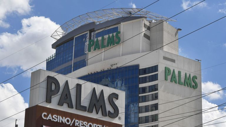 Ronaldo and Ms Mayorga met at the Palms Hotel and Casino