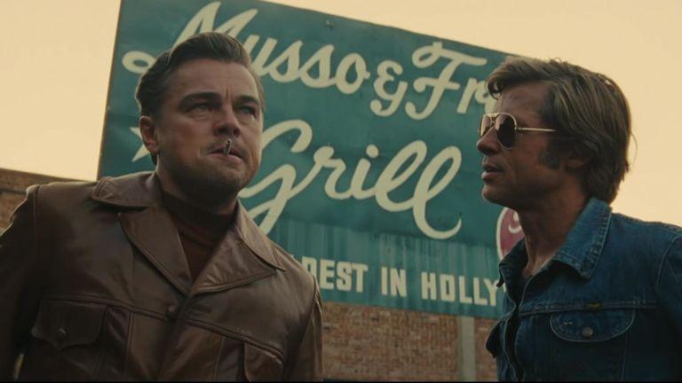 Brad Pitt, Leonardo DiCaprio, and Lena Dunham all praise Tarantino for his directing on his ninth movie.