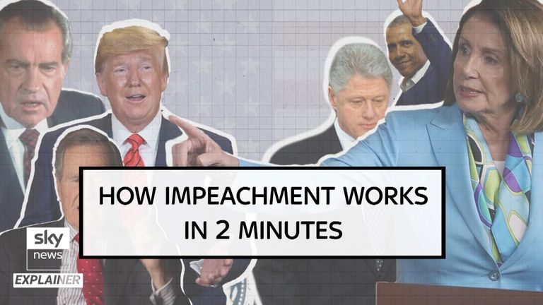 This is how impeachment works in two minutes