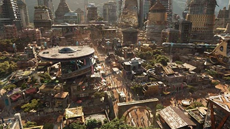 Wakanda appeared in the Marvel comic books before the 2018 movie
