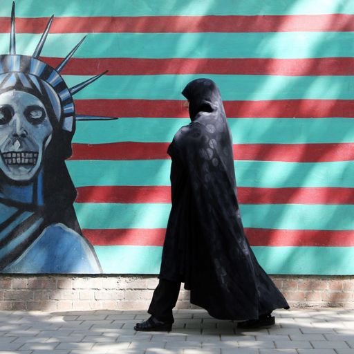 Why the US and Iran hate beach other