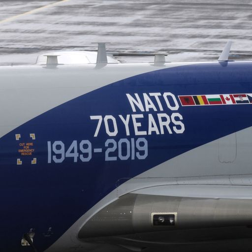 NATO's birthday summit in UK risks highlighting splits not unity