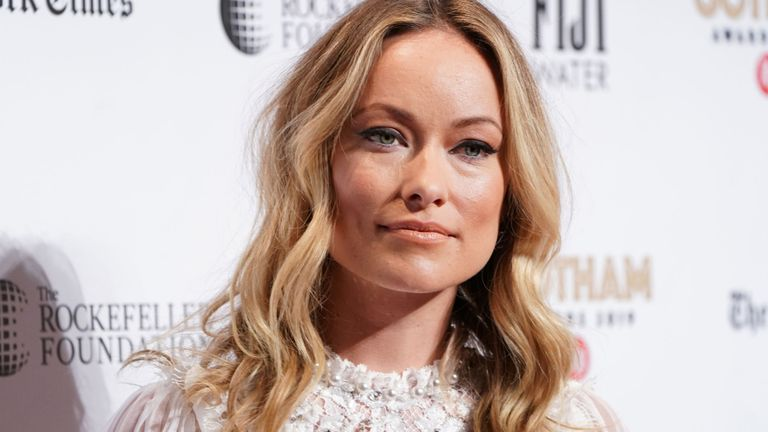 Olivia Wilde attends the IFP's 29th Annual Gotham Independent Film Awards at Cipriani Wall Street on December 02, 2019 in New York City