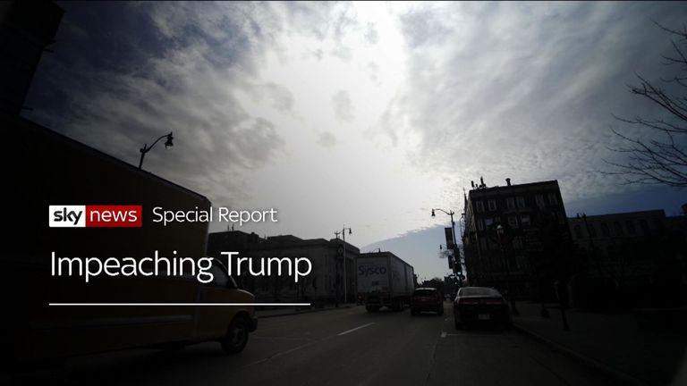 Impeaching Trump Special